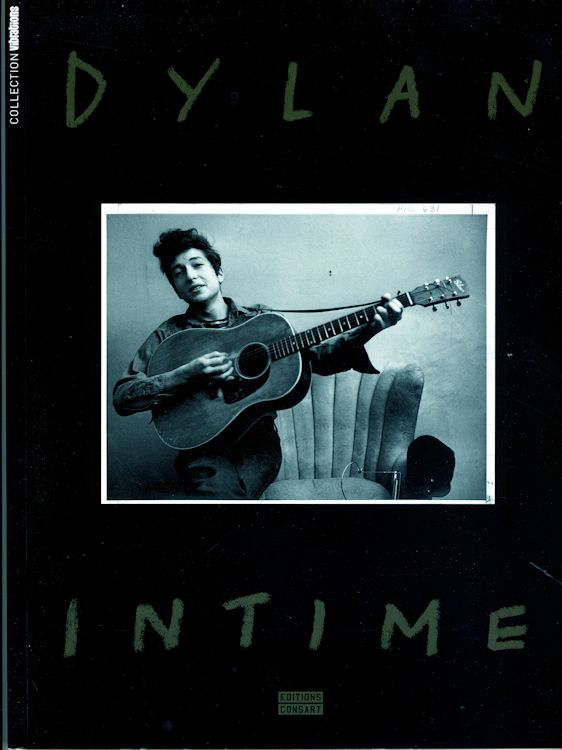 dylan intime book in French
