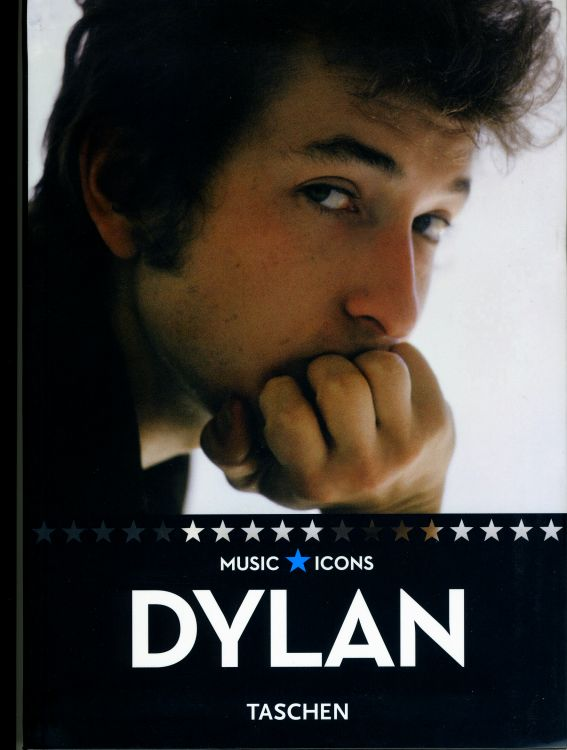 dylan music icon french english german book