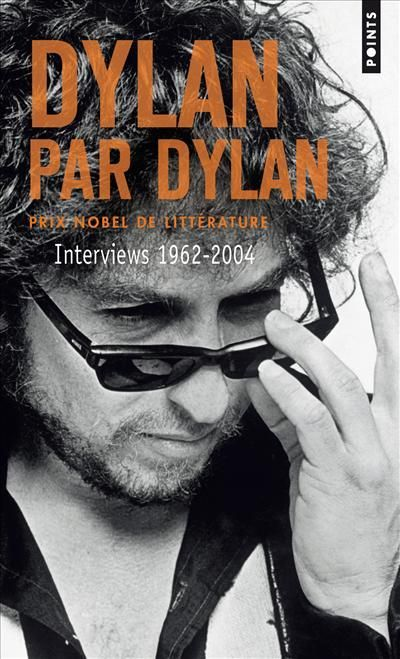dylan par dylan interviews 1962-2004 book in French points 2018