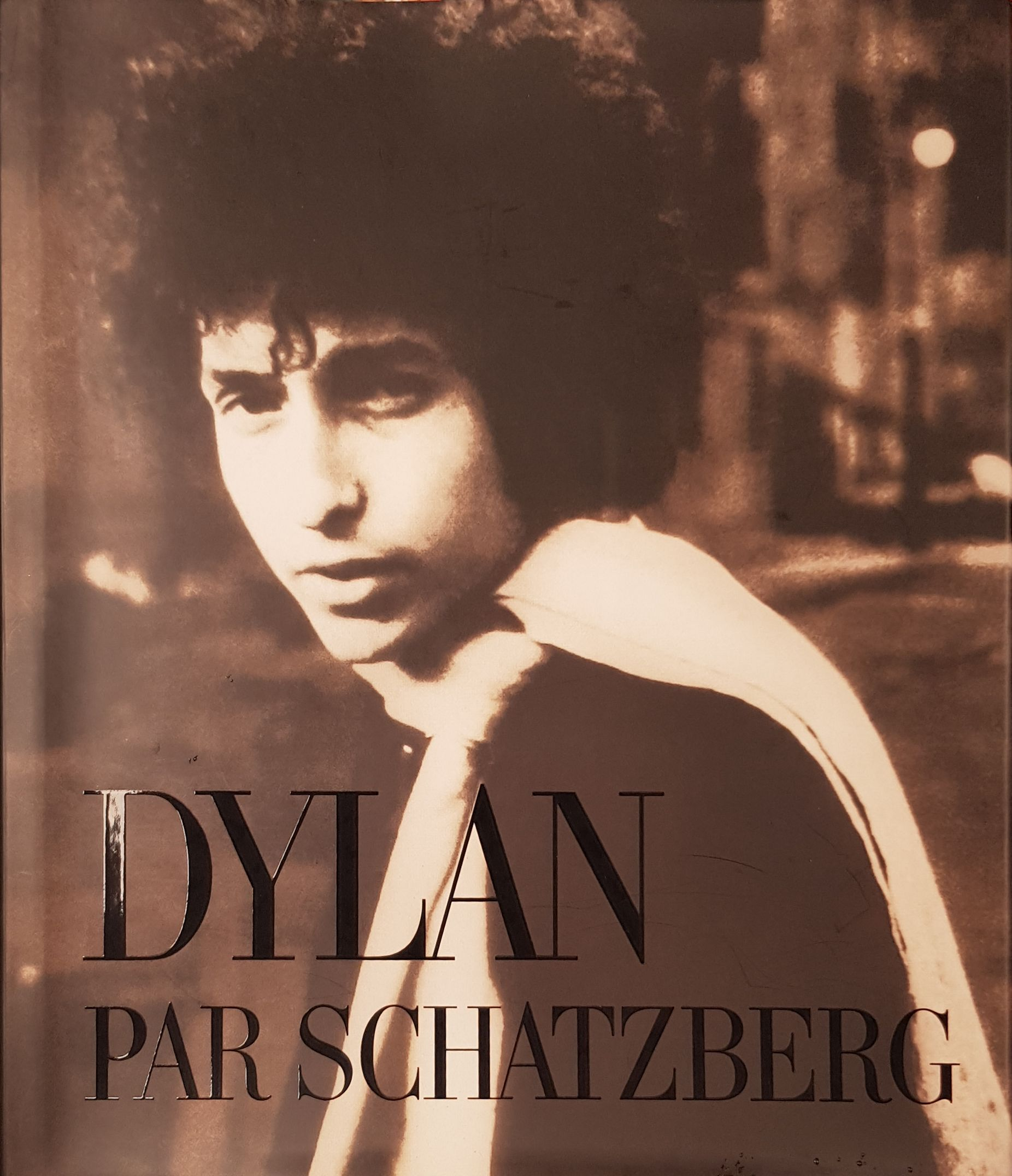 dylan par schatzberg book in French