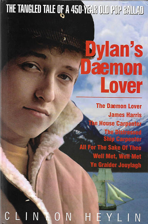 Dylan's daemon lover book