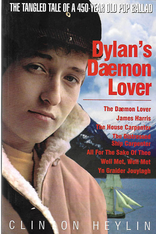Dylan's daemon lover softcover book
