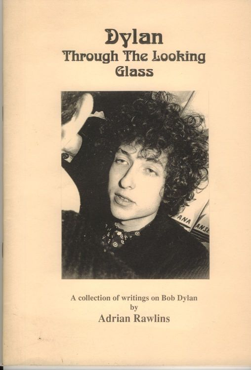 Dylan through the glass book
