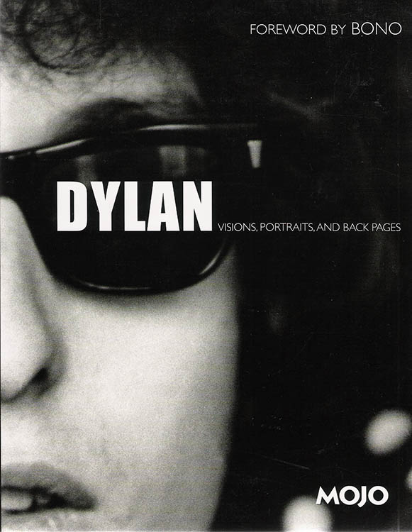 Dylan visions portraits and back pages book