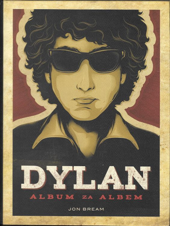 Dylan album za albem book in Czech