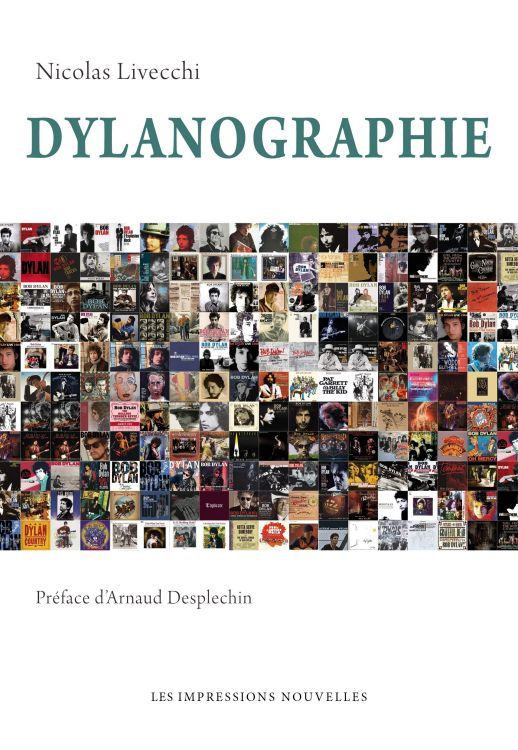 dylanographie book in French