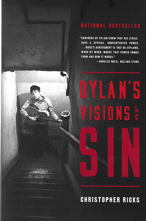 Dylan's vision of sin 2005 ecco book
