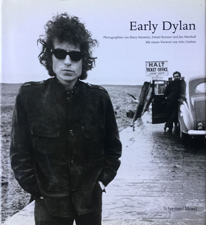 early feinstein dylan book in German