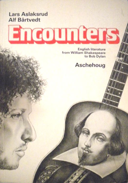 encounters lars aslaksrud dylan book in Norwegian