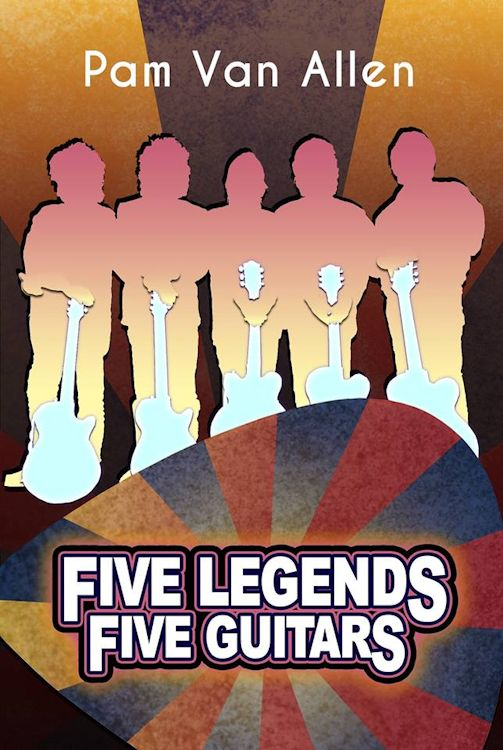 five legends five guitars