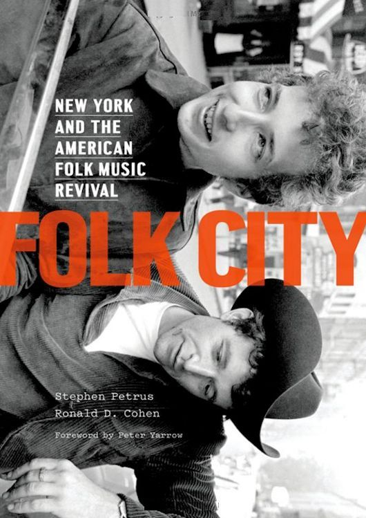 folk city by petrus and cohen Bob Dylan book