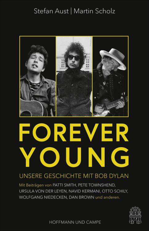 FOREVER YOUNG - UNSERE GESCHICHTE MIT BOB DYLAN book in German