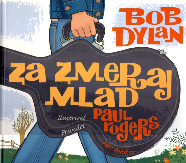 Dylan book in Slovenian