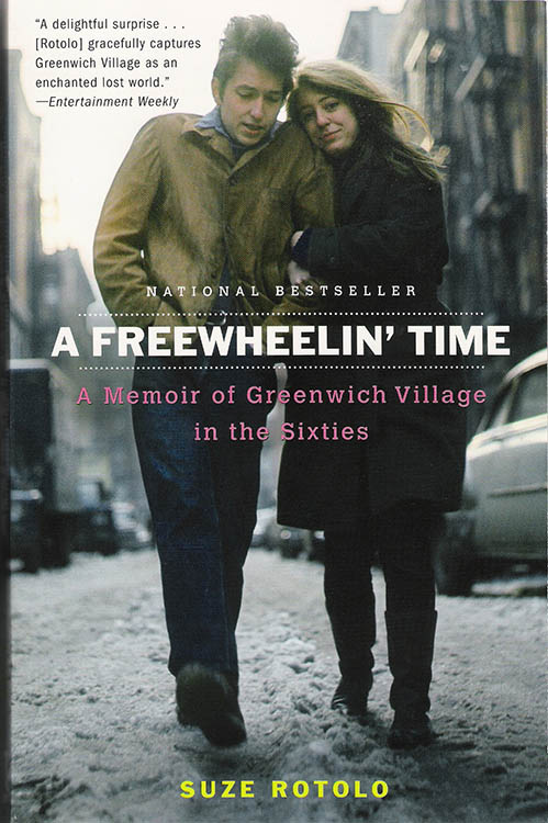 freewheelin' time rotolo 2008 Bob Dylan book Broadway Books, New 