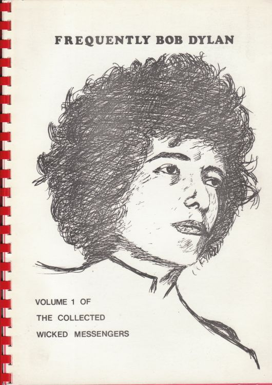 frequently ian woodward Bob Dylan book