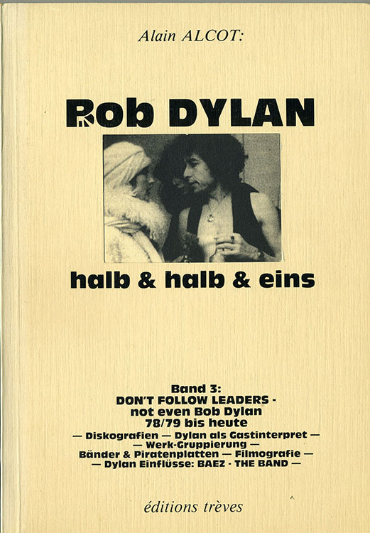 halb und halb und eins band 3 2nd edition bob dylan book in German