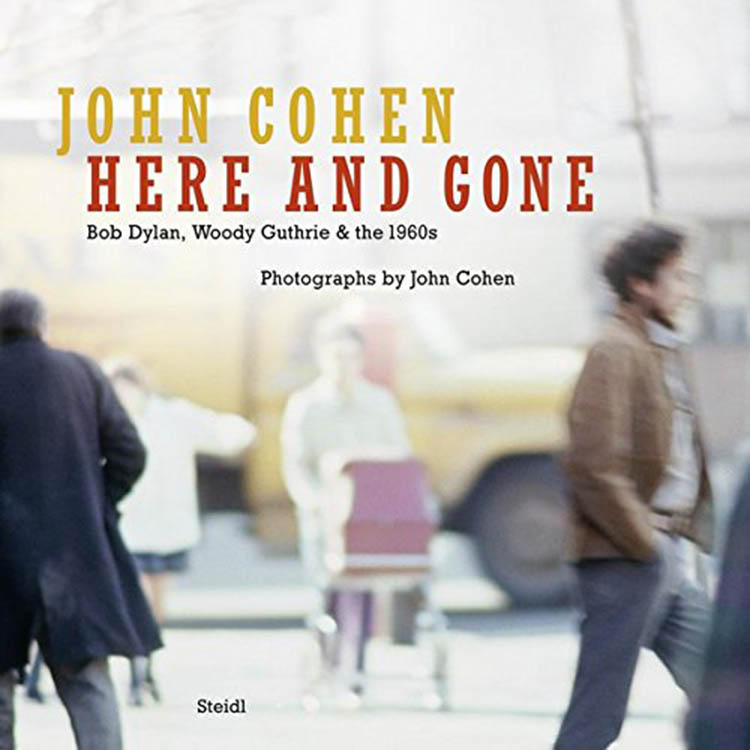 here and gone Bob Dylan book