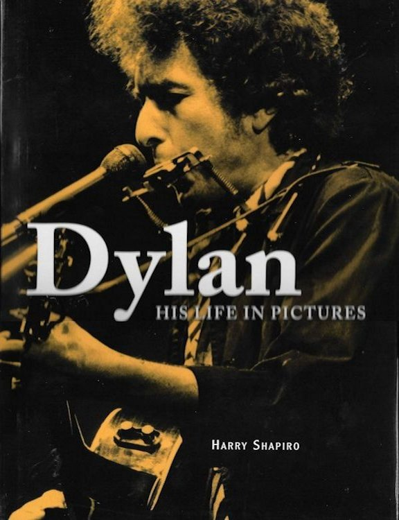 Bob Dylan his life in pictures 2012 hardcover book