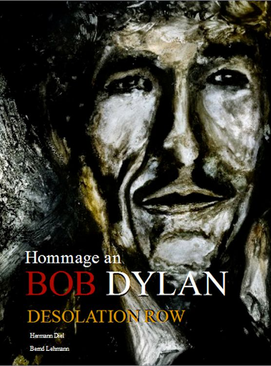 hommage an desolation row bob dylan book in German