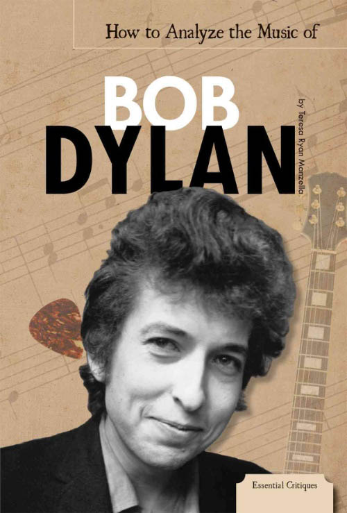 how to analyze the music of Bob Dylan, manzella book