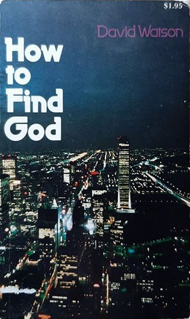 how to find god book