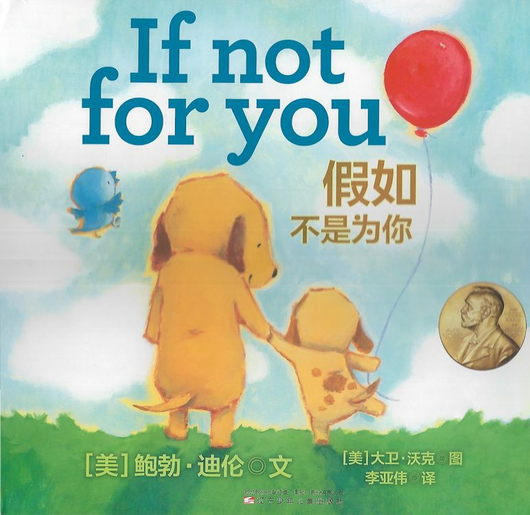 if not for you Dylan book in Chinese