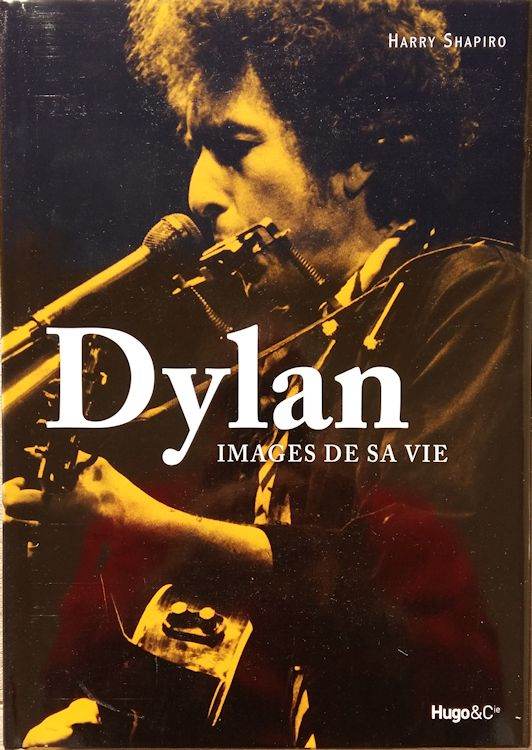 bob dylan images de sa vie slipcase book in French