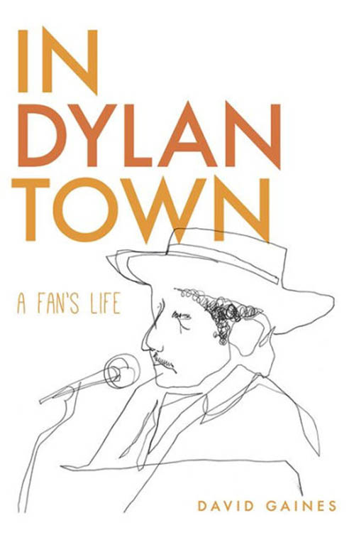 in Dylan's town a fan's life book