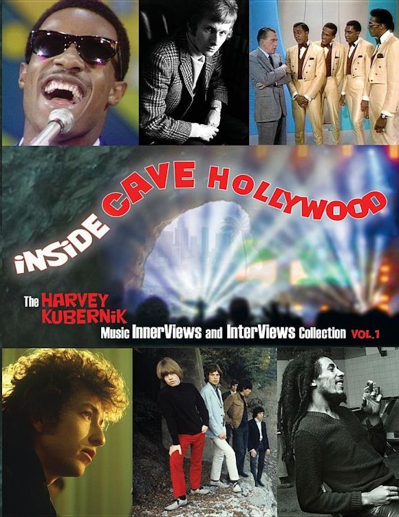 inside cave hollywood Bob Dylan book