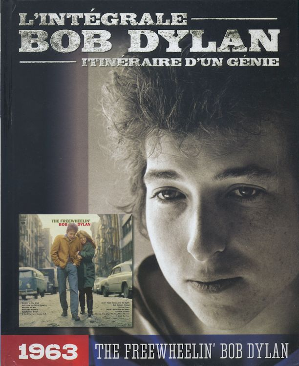 integrale de Bob dylan CD book Freewhelin