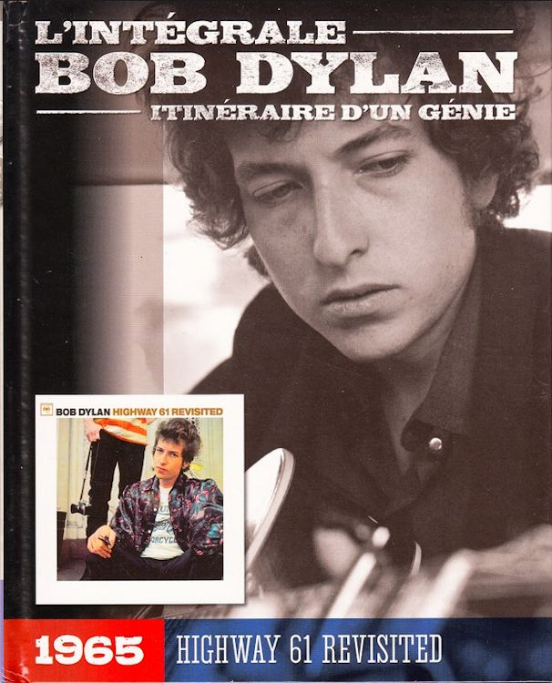 integrale de Bob dylan CD book Highway 61