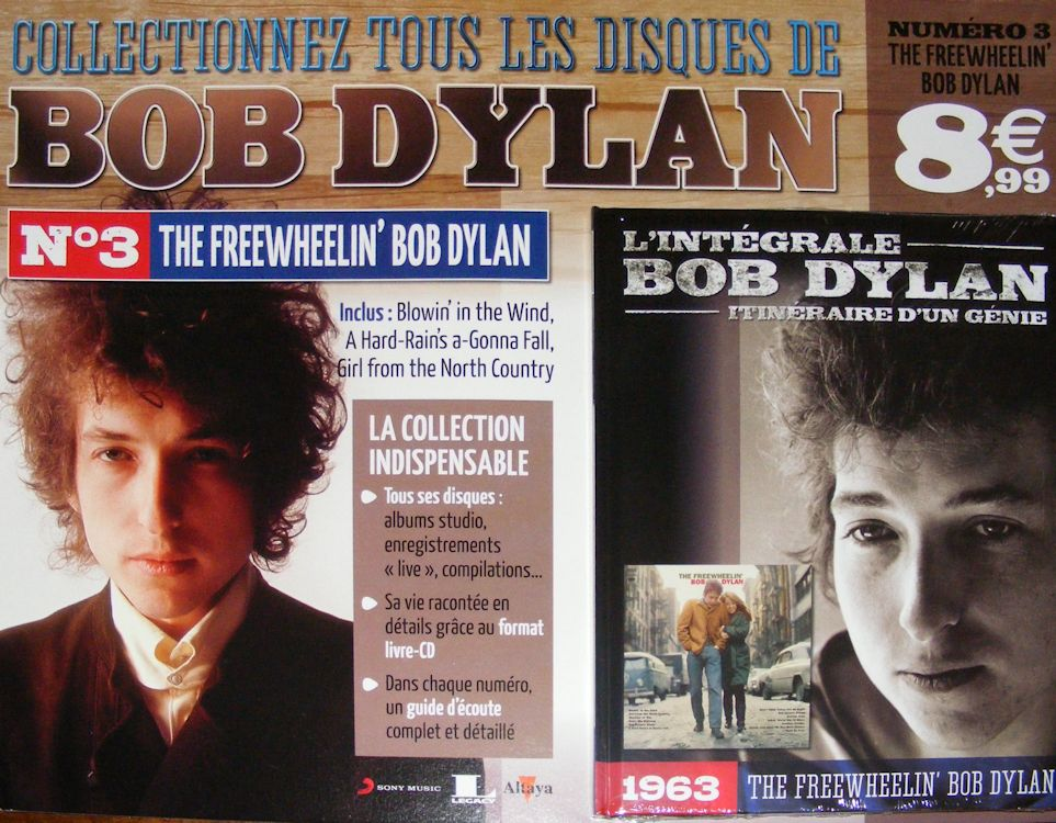integrale de Bob dylan CD book second