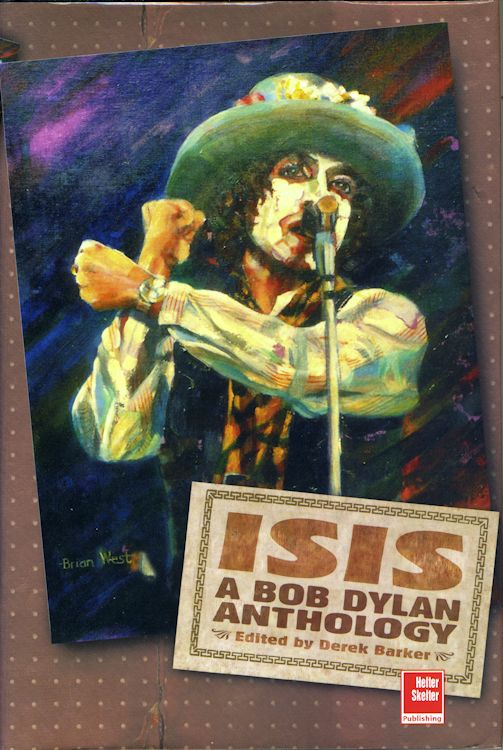 isis a Bob Dylan anthology hardcover book