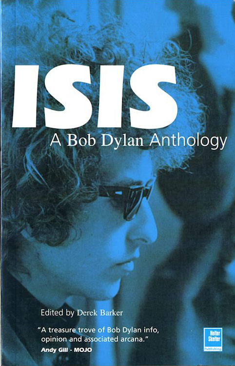 isis a Bob Dylan anthology revised and expanded 2004 Bob Dylan book