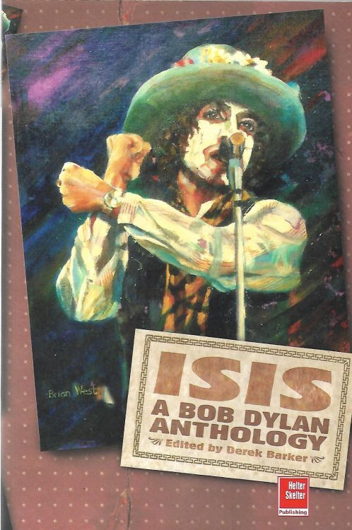 isis a Bob Dylan anthology softcover Bob Dylan book