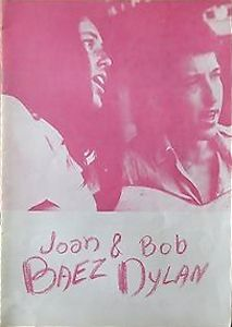 joan baez and bob dylan Bob Dylan book