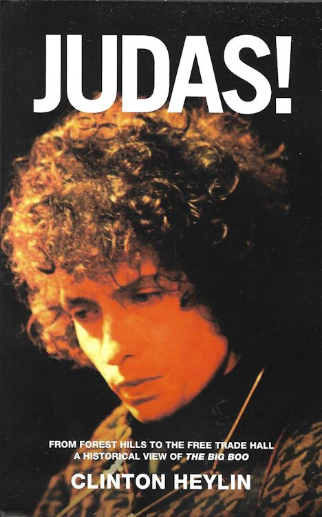 judas! from forest hills to the free trade hall usa Bob Dylan book