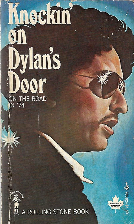 knockin' on Dylan's door book canada