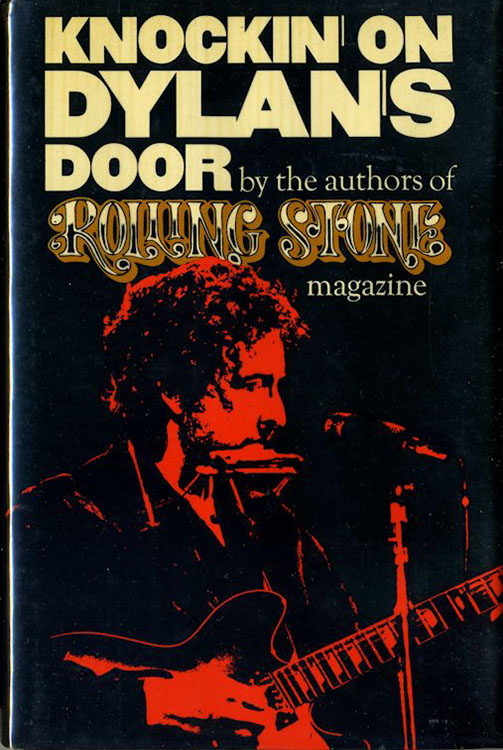 knockin' on Dylan's door book Dempsey/Cassell London 1975