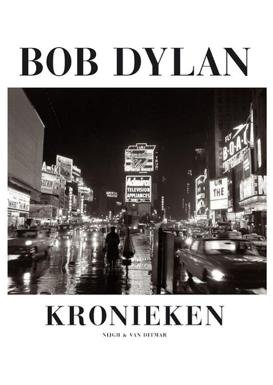 kronieken deel een bob dylan book in Dutch