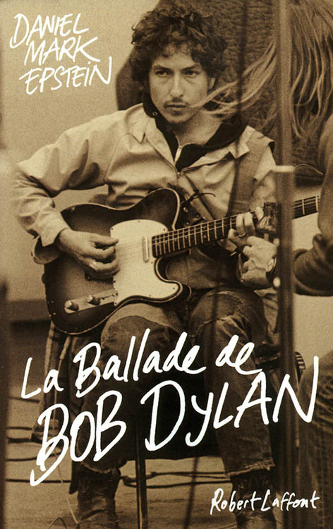 la ballade de bob dylan epstein book in French