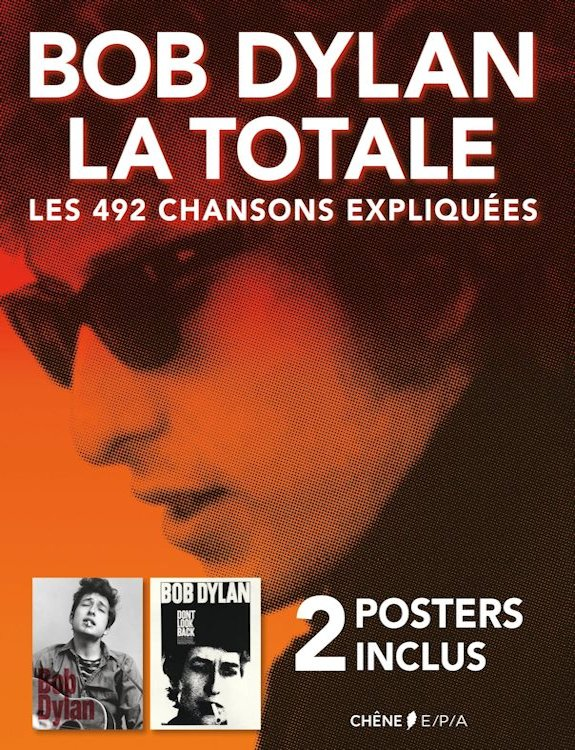 bob dylan la totale margotin guesdon book in French 2016