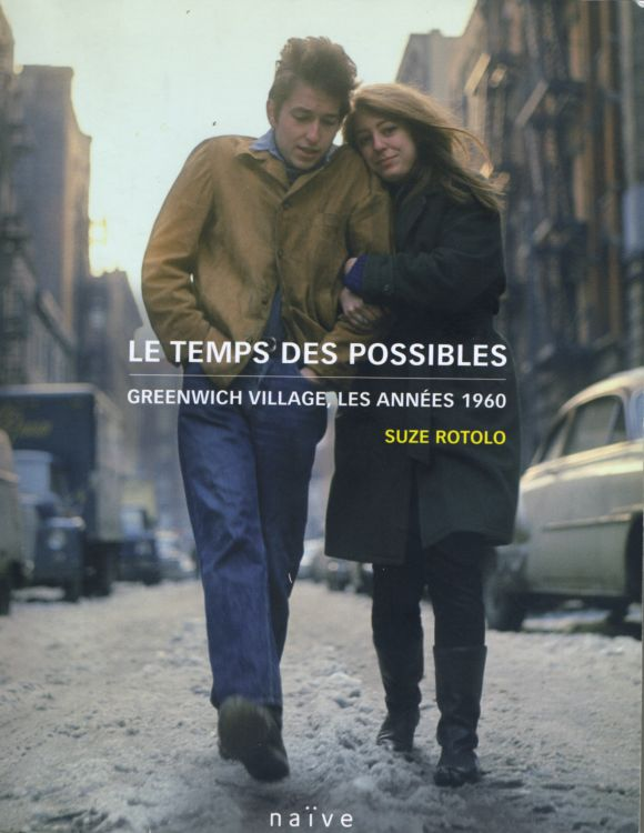le temps des possibles bob dylan book in French