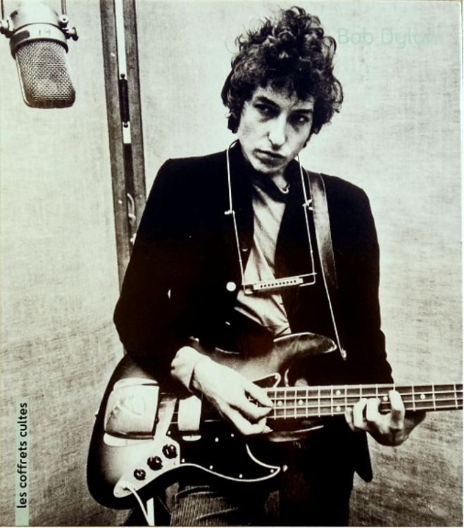 les coffrets cultes fnac bob dylan book in French
