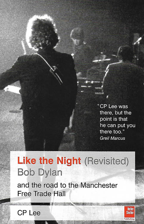 like the night cp lee revisited Bob Dylan book