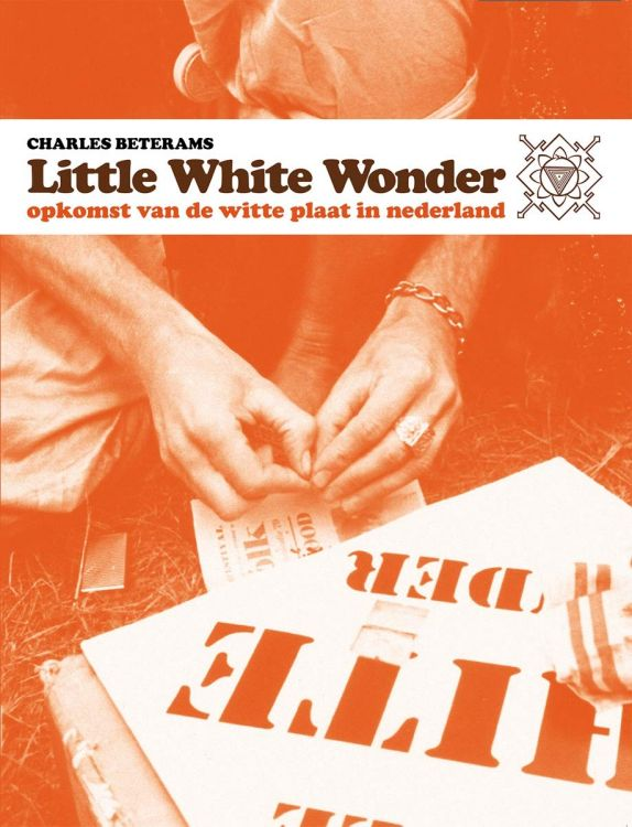LITTLE WHITE WONDER by Charles Beterams book in Dutch