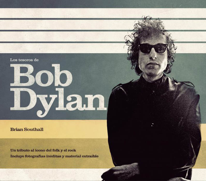 los tesoros de bob dylan book in Spanish