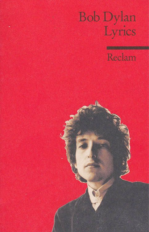 lyrics Reclam Philipp bob dylan book in German