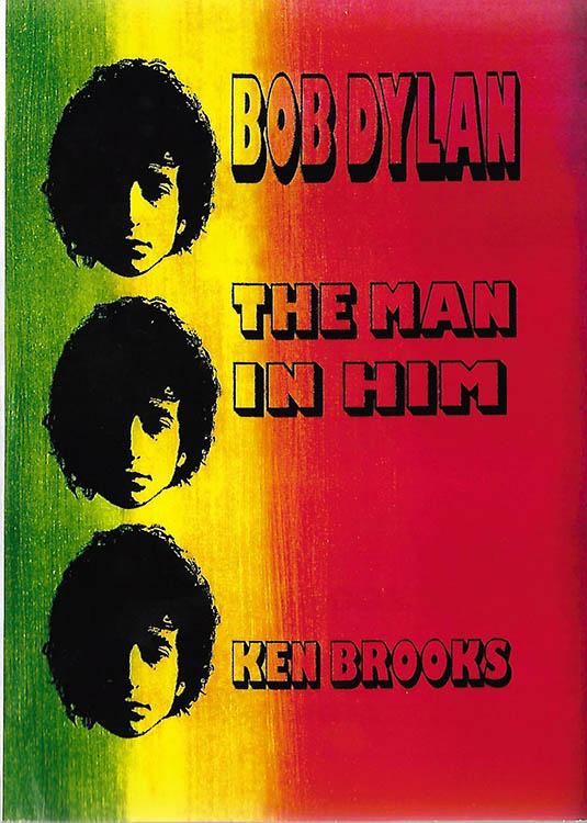 the man in him Bob Dylan book