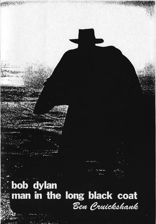 man in the long black coat Bob Dylan book